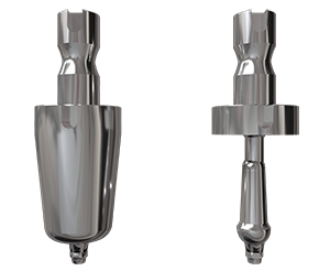 Customizable Preform-Abutments
